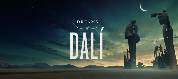 VR Dreams of Dali
