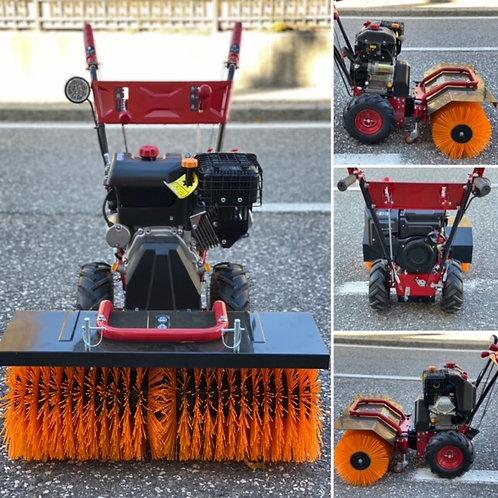 Kehrmaschine 360cc 11PS  ORANGE