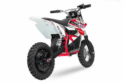 Pitbike STROM 14/12zoll 500w 48v hydraulik Bremsen