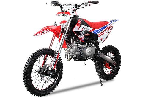 Pitbike Top 125cc 17/14 zoll
