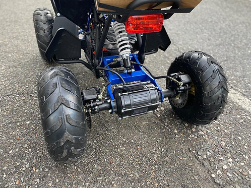 Midi Elektroquad Wellenmotor