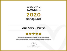 Mariage.net award.jpg