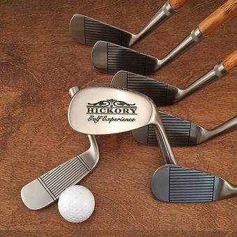 Hickory Golf Experience Niblick
