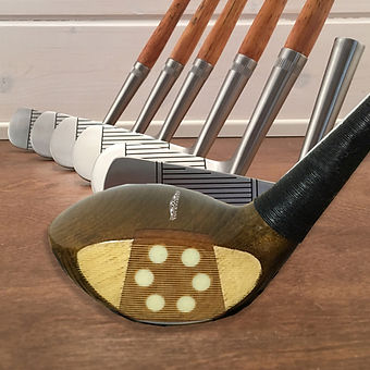 Rental Hickory Shaft Golf Clubs