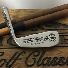 Hickory Shaft Engraved Blade Putter Golf Club  Awards and Recognition
