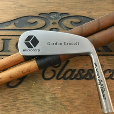 Hickory Shaft Engraved Blade Putter Golf Club  Awards and Recognition Gift