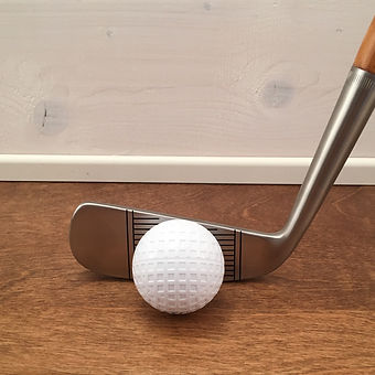 Classic Hickory Blade Putter for Tournament Play