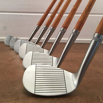 Replica Hickory Shaft Golf Clubs for Rental
