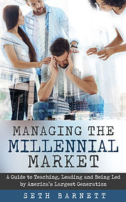 Managing The Millennial Market cover