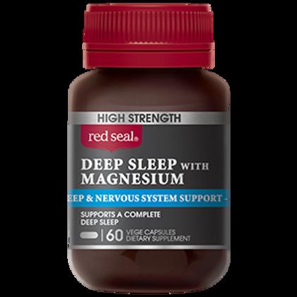 High Strength Deep Sleep with Magnesium (60 capsules)