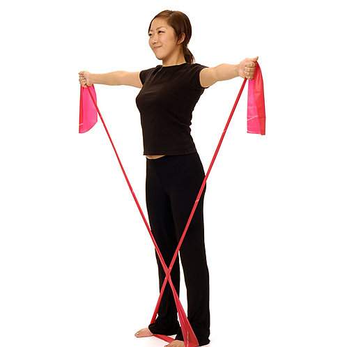 Thera-Band Resistance Exercise Band (Red)