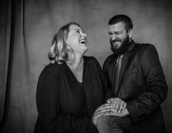 Stylized Couple Shoot