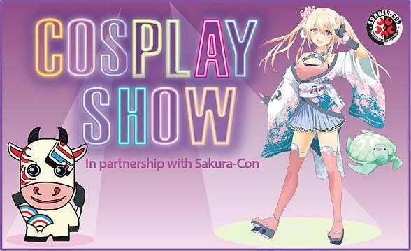 Cos Play show Banner_2 for Web site saku