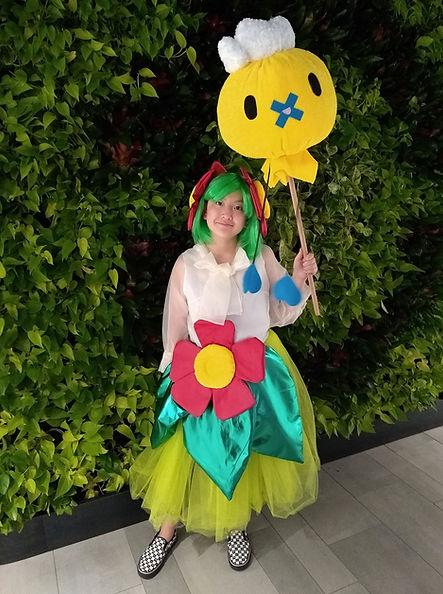 Shelby Yin Bellossom Pokemon - Susan Yin.jpg