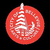City of Bellevue Arts & Culture Logo cir