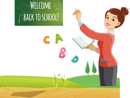 """""""I'm anxious about going back to school.""""     Tips for Staff at Junior & Senior Schools"""