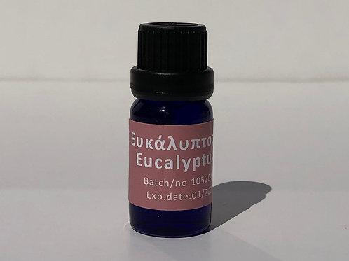 Ευκάλυπτος αιθλεριο έλαιο Eycalyptus essential oil 10ml