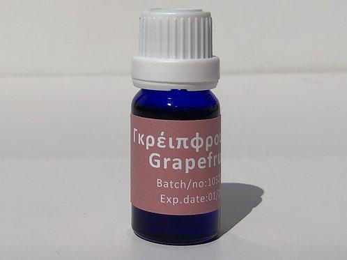 Γκρέιπφρουτ αιθέριο έλαιο greipfruit essential oil 10ml