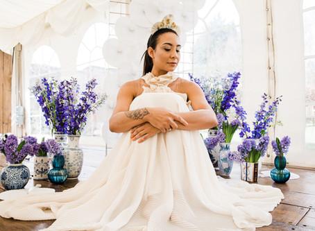 Willow Pattern Wedding