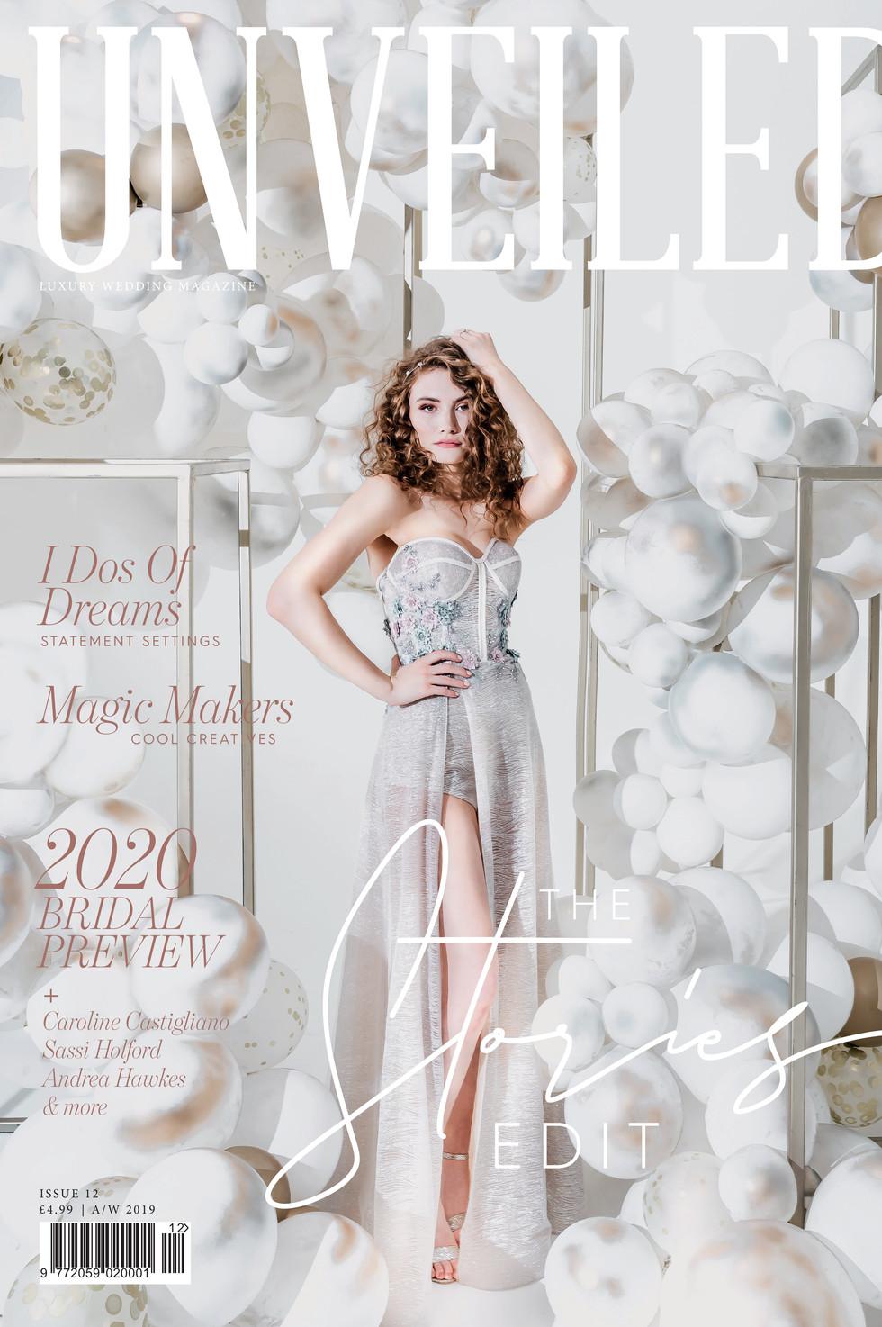 Unveiled magazine
