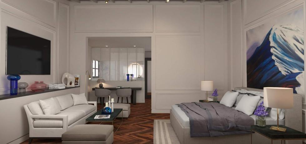 Athens Aeolou Residence