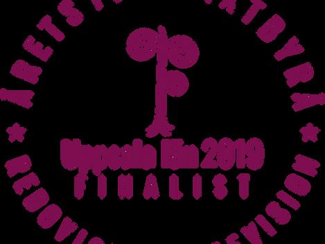 Nominerade till det prestigefyllda priset Årets Tillväxtbyrå 2019 i Uppsala Län.