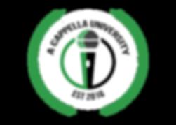 A Cappella University logo