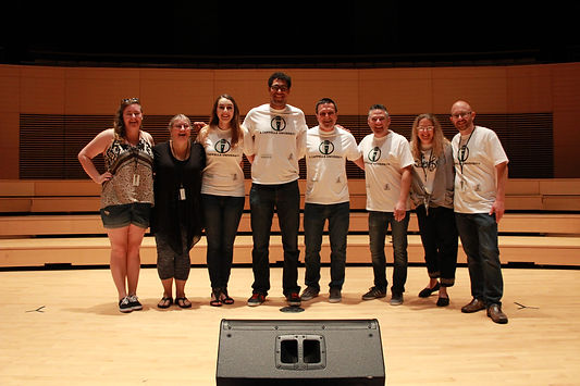A Cappella University Staff