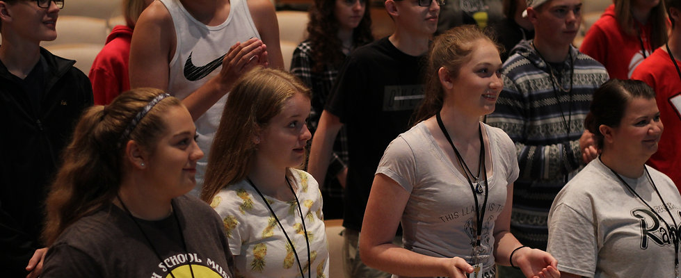 Students learning at A Cappella University