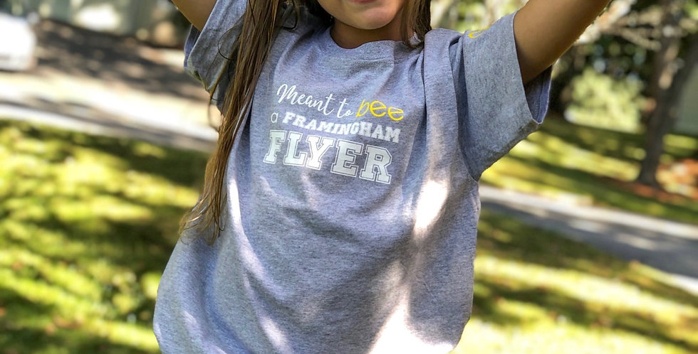 Framingham Flyer youth tshirt