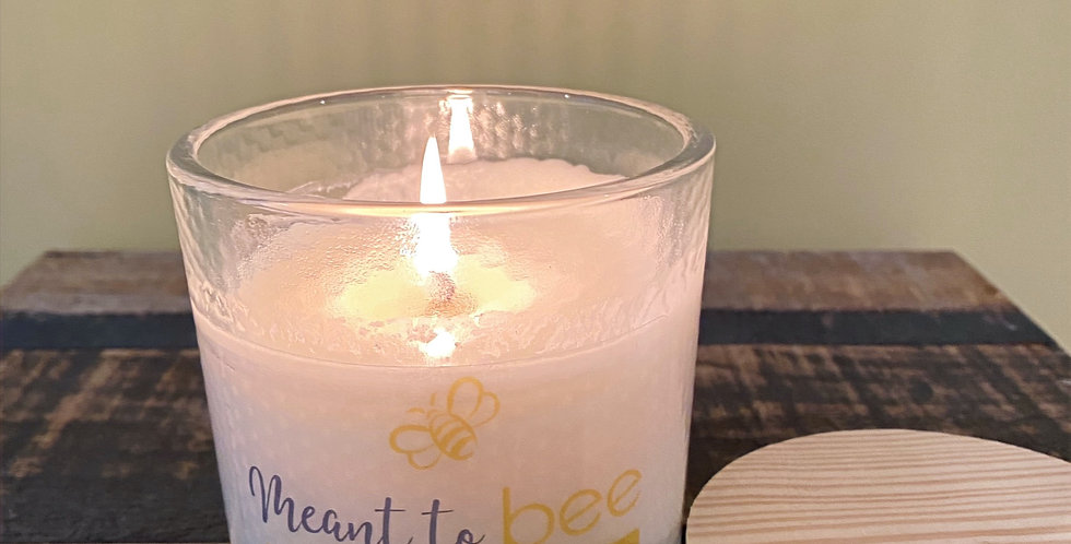 Meant to Bee Uplifting Candle