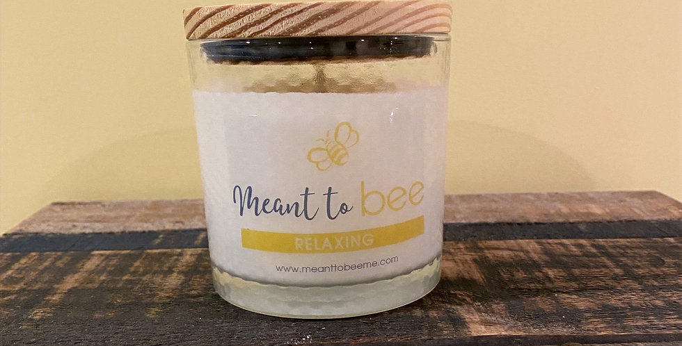 Meant to Bee Relaxing Candle