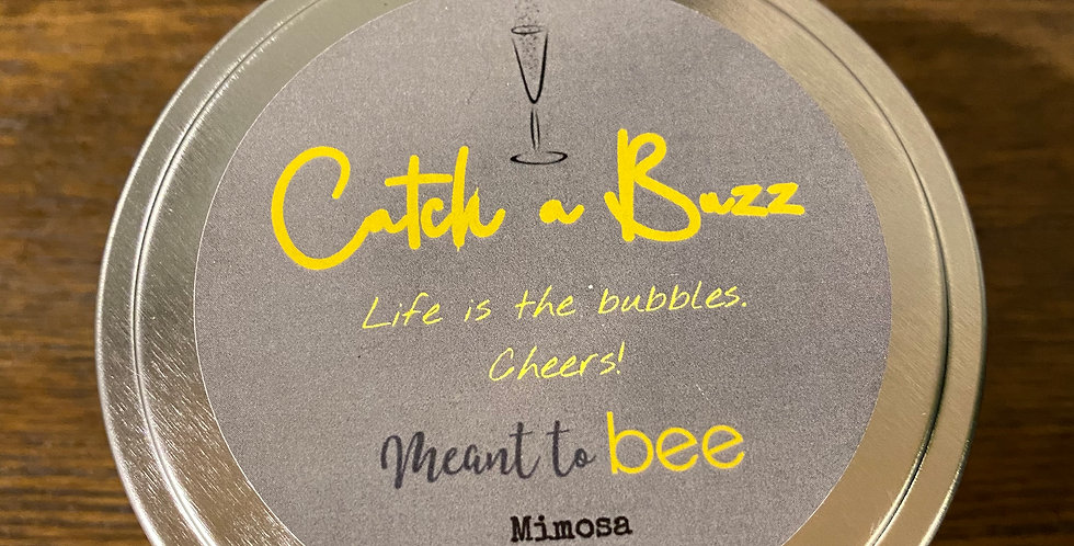 Catch a Buzz Candle