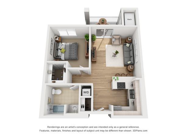 Digital Floorplan Design