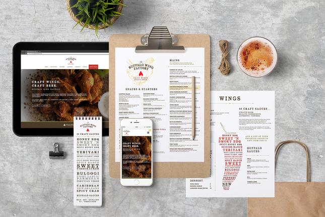 Branding Package - Restaurant