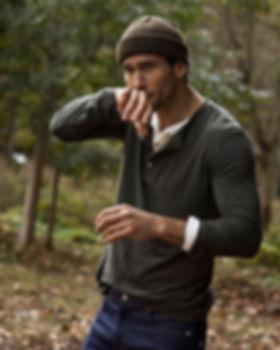Tee shirt et chemises lin français homme