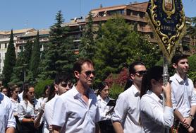 Asociación Eucarística San Ildefonso
