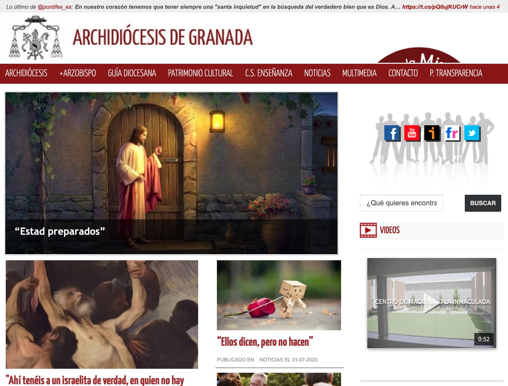 archidiocesis granada