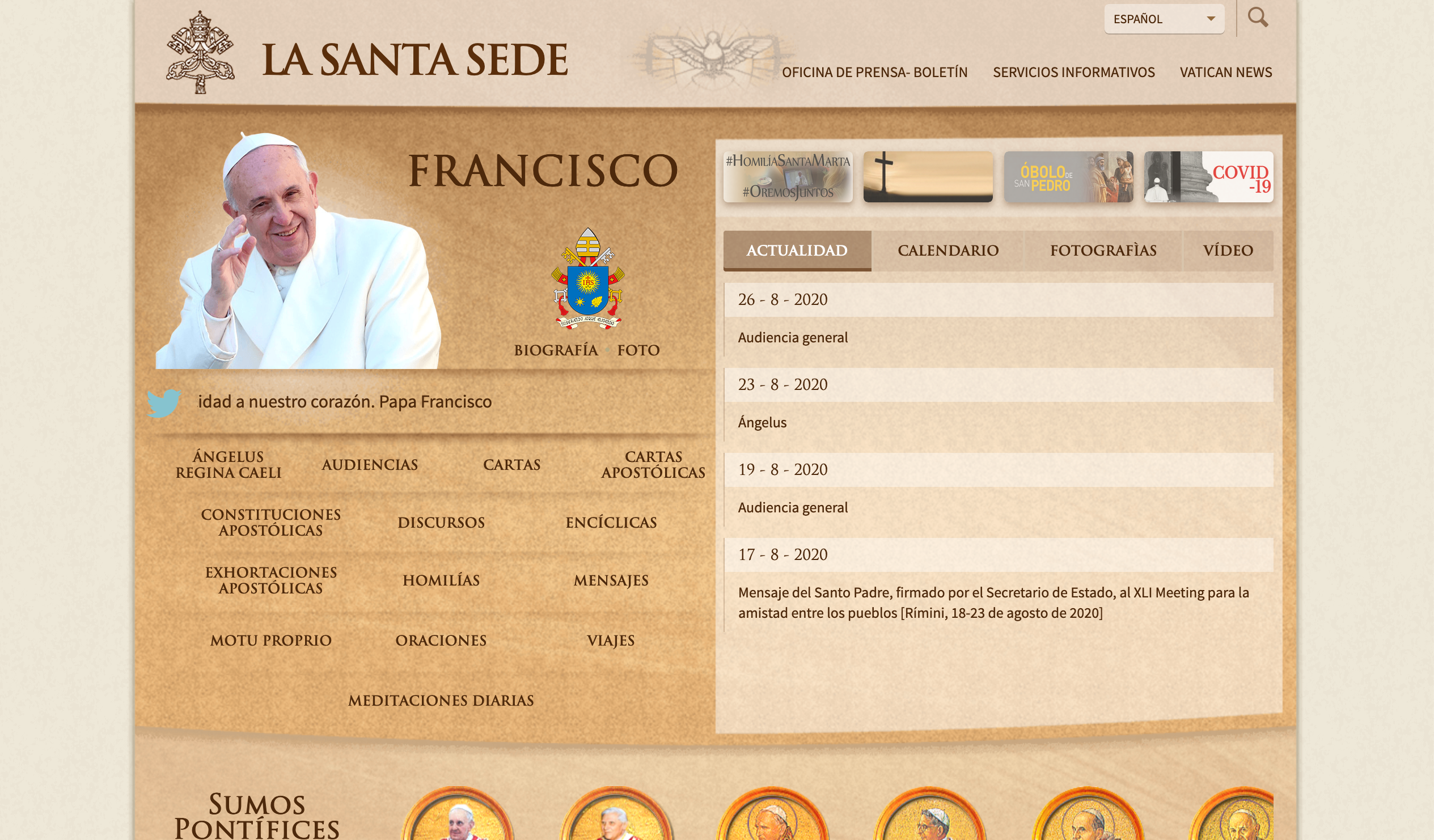 santa sede vatican