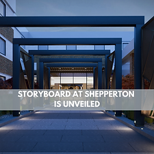 Storyboard At Shepperton Is Unveiled