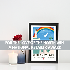 For the Love of The North Wins Award