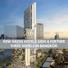 Kew Green Hotels Continues Expansion