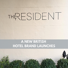 A New British Hotel Brand Launches