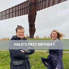Halo's First Birthday