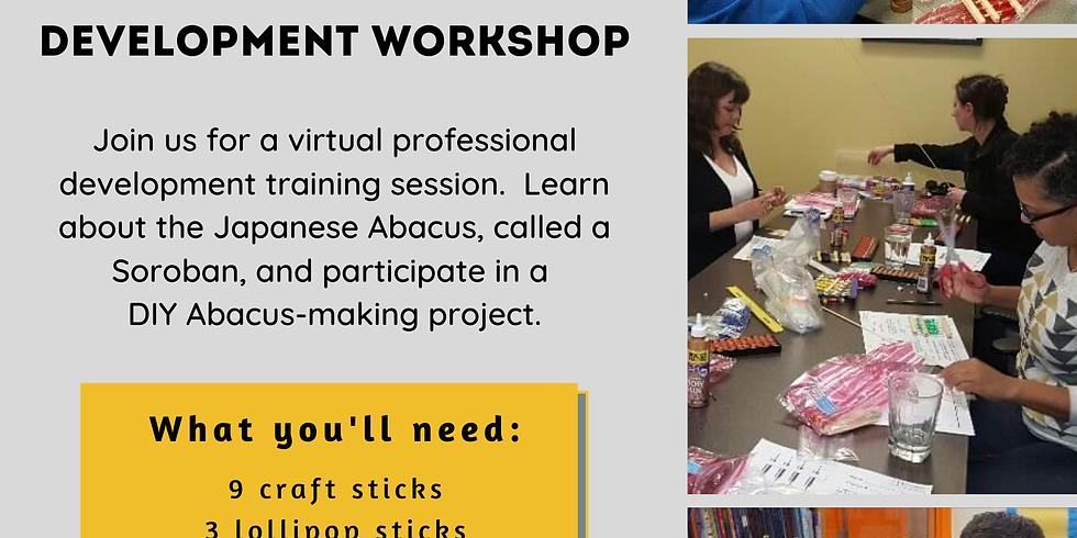 Professional Development Workshop for Educators