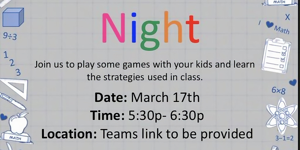 Math Night and DIY Abacus Project with Payne Elementary School