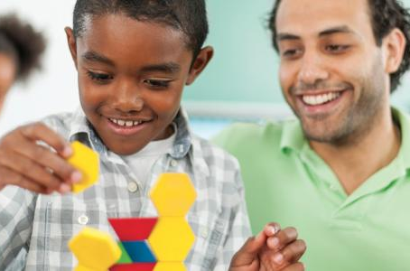 Positive Early Math Experiences for African American Boys