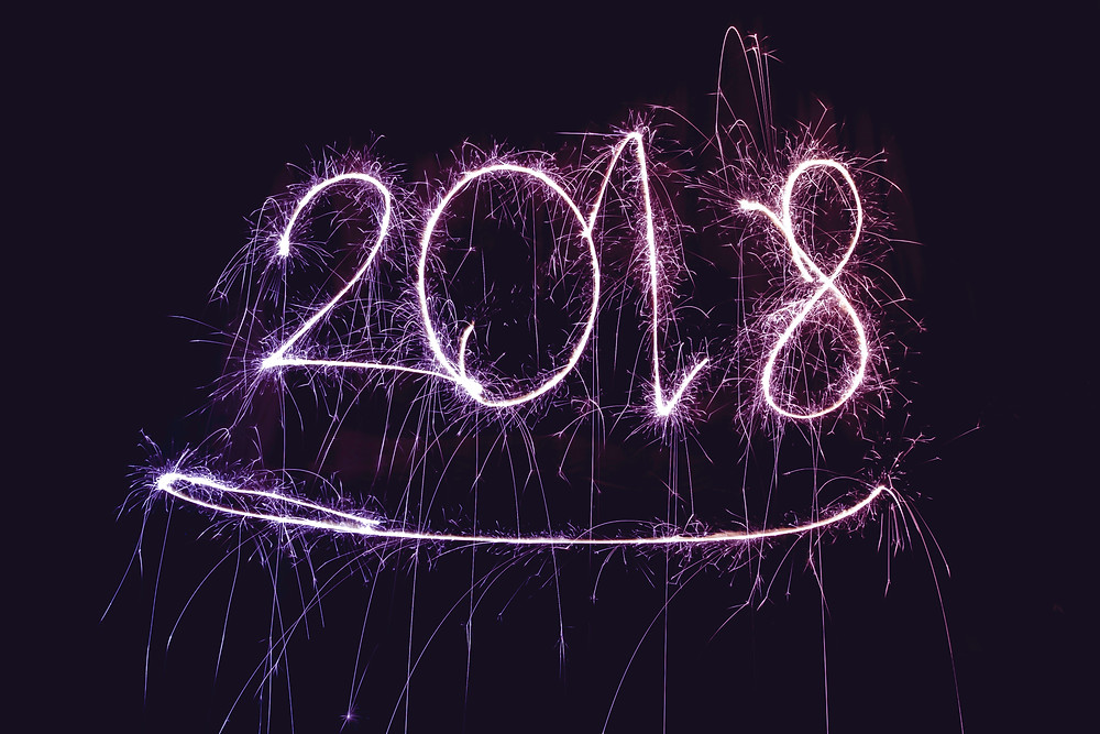 2018, New Year, Planning, Photo by NorWood Themes