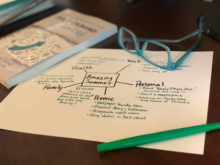 How to Create a Quick Plan for an Amazing Summer
