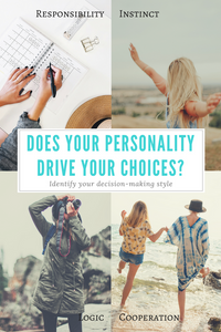 Does your personality drive your choices?